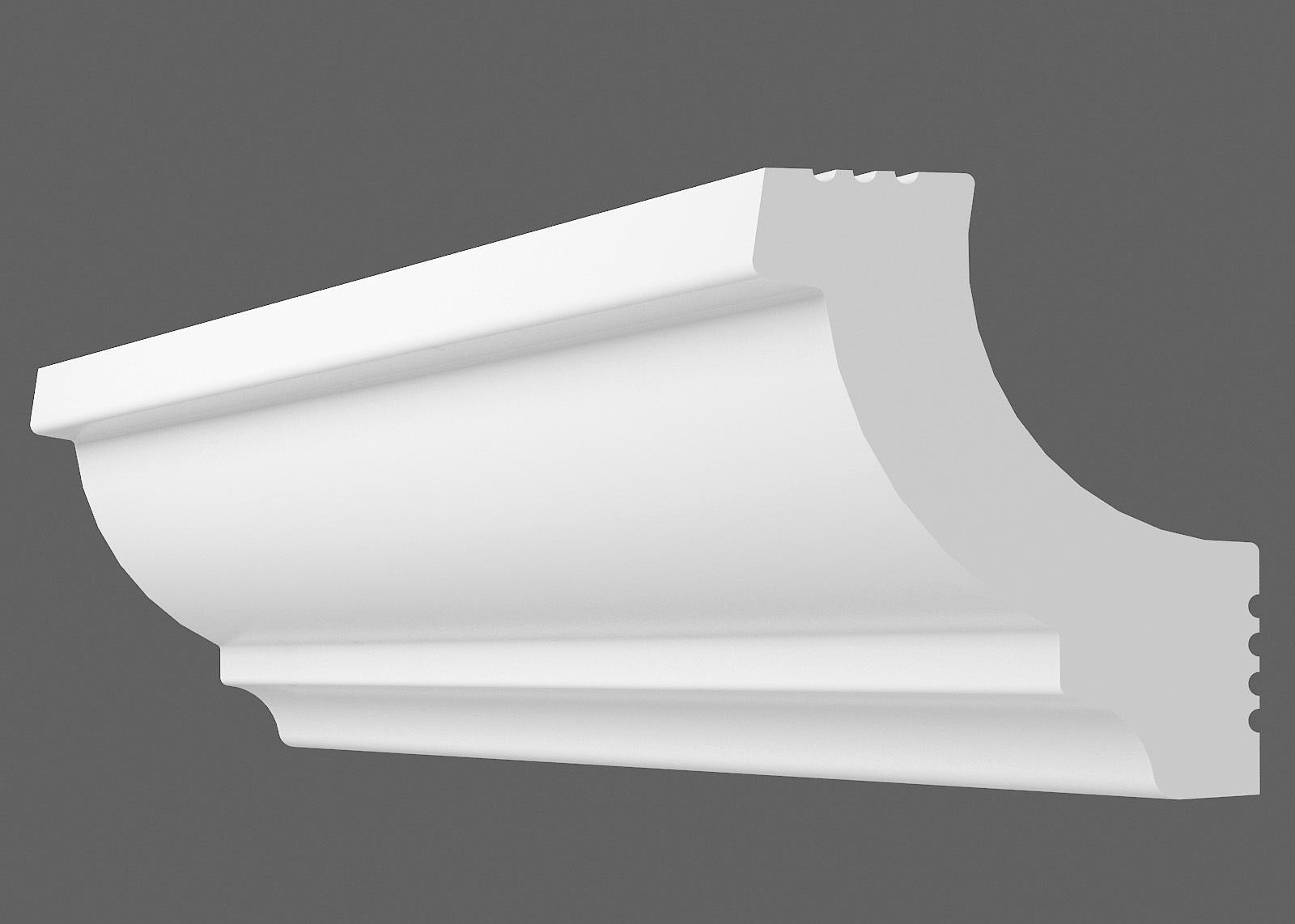 Потолочный плинтус Z-35 (Размер:30х25мм)